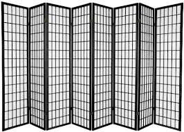 Japanese Screen Room Divider Legacy Decor 8 Panel Japanese Style Room