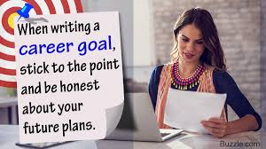 examples of career goal statements that u0027ll help you write one