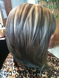 grey hair highlights and lowlights pictures on hairstyles with lowlights and highlights cute
