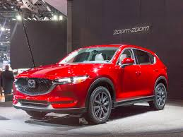 mazda zoom 2017 mazda cx 5 gets a major makeover kelley blue book