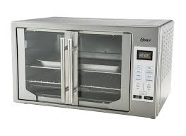 Oster Stainless Steel Oster Toaster Oven Oster Digital French Door Tssttvfddg Toaster