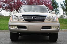 lexus service records by vin lexus lx 470 shift automotive