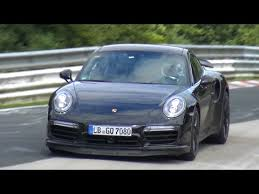 porsche 911 turbo sound 2017 porsche 911 turbo s exhaust sounds on the nurburgring
