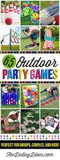 diy party ideas idea box by bliss at home outdoor games