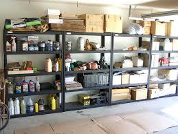 Lowes Metal Shelving by Metal Garage Shelves U2013 Venidami Us