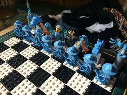interesting chess sets coolest chess set ever album on imgur