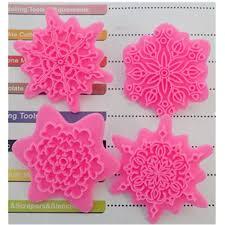 Aliexpress Com Buy 2016 4pcs Lot Flower Floral Embosser Stamper