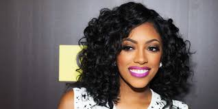 porsha williams hairline rhoa s porsha williams launched her hair company and its wigs will