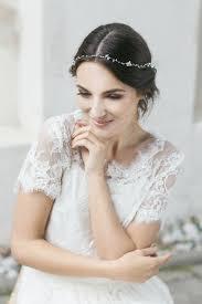 bijoux tete mariage 10 bijoux de tête tendance pour transformer une mariée en