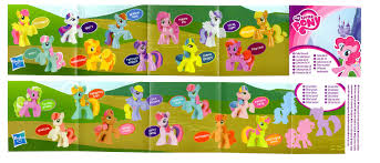 My Little Pony Blind Packs What The Wave 1 Blind Bags Could Have Looked Like Mlp Merch