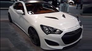 genesis hyundai 2013 coupe 2013 hyundai genesis coupe 3 8 turbo white color exterior