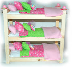 American Made Bunk Beds Doll Bunk Bed Customize Cotton American Made