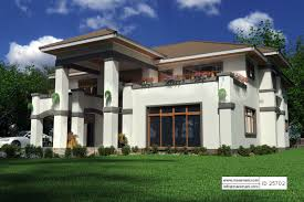two three story beautiful house plans bahay ofw