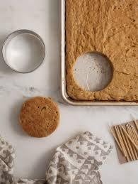 cakes for grain free mini dog cakes for amelia s birthday a cozy kitchen