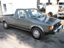 diesel power 1981 volkswagen rabbit pickup lx