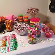 Birthday Candy Buffet Ideas by Candy Buffet For Girls 13th Birthday Stuff For Kids Pinterest