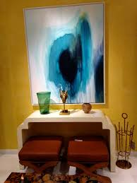 Turquoise Entry Table by Entryway Consoles Mcgrath Ii Blog