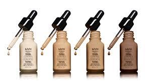 nyx cosmetics new foundation line cheap full coverage