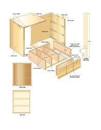 cd storage cabinet woodworking plans myminimalist co