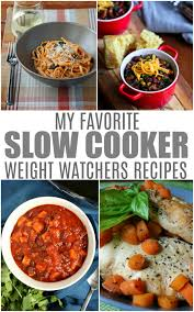 cuisine weight watchers weight watchers crockpot recipes family fresh meals