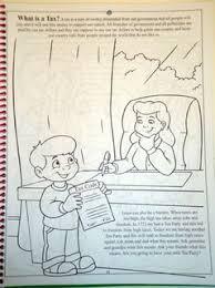 tea party coloring book u0027 kiddie propaganda art culture