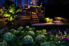 Kichler Deck Lights by A Sunset Serenity Night Light Inc
