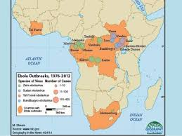 west africa map ebola ebola the deadly virus