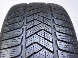 lexus rx 450h winter tyres used pirelli scorpion winter 235 55r19 105h 1 tire for sale 401298