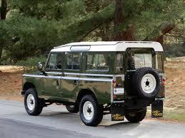 land rover series 3 1982 land rover series iii 109 5 door copley motorcars