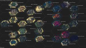 Hunger Games World Map by Phain U2013 Game Board Of The Ancients 6000 X 6000 Multiple Biomes
