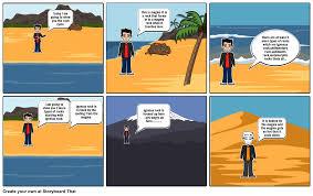 Types Of Rocks Story Board Rock Cycle Michael Felice Storyboard