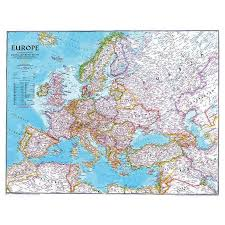 continent map national geographic continent map europe politically