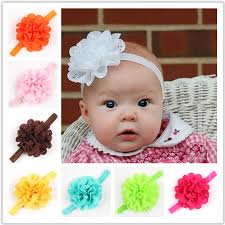 baby hair band 2015 hair bands summer style fashion baby headbands big flower