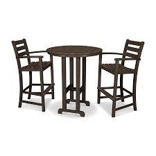 Outdoor Furniture 3 Piece by Shop Trex Outdoor Furniture Monterey Bay 3 Piece Vintage Lantern