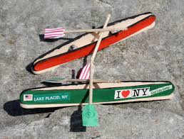 how to make a popsicle stick canoe craft eve of reduction