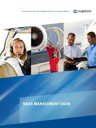 nbaa aviation management guide instrument flight rules visual