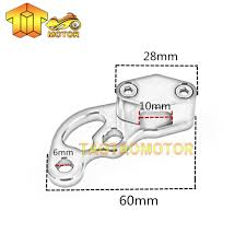 aliexpress com buy motorcycle accessary cnc brake cable line