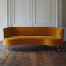 mid century style sofa caterina mid century style sofa mecox gardens