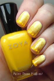 simple u0026 easy yellow nail art designs u0026 ideas 2013 2014