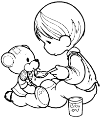 precious moments coloring pages book 16438 bestofcoloring
