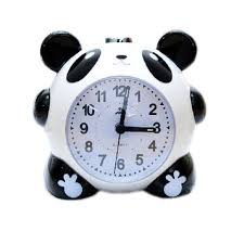 amazon com animal creative panda small night light alarm clock