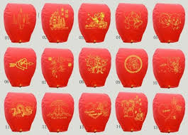 chineses lantern free shipping chineses lantern sky lantern kongming lantern flying