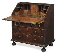 Chinoiserie Secretary Desk by A William And Mary Oak Bureau Late 17th Century D5452776g Jpg