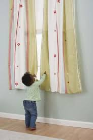 how to connect curtain panels without sewing window decorating