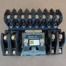 square d lighting contactor panel square d 8903 l01200 12 pole 20 amp lighting contactor 120v coil