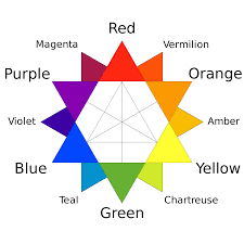 free printable color wheel coloring sheets gianfreda net tertiary