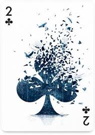 best 25 playing cards art ideas on pinterest playing cards