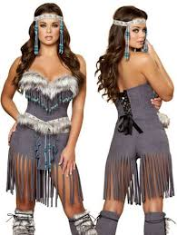 Women Indian Halloween Costume 20 Images Women Indian Tribe Suits