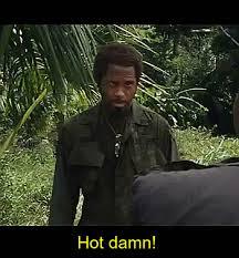 Tropic Thunder Meme - hot damn gif on imgur