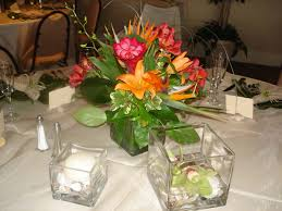flower arrangement pictures with theme tropical wedding ideas siesta key wedding beautiful tropical